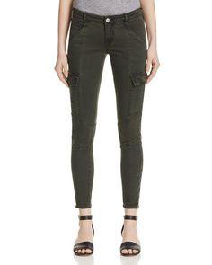 J Brand Houlihan Cargo Pants in Olive