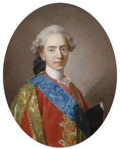 King Louis XVI of France, husband to Marie Antoinette