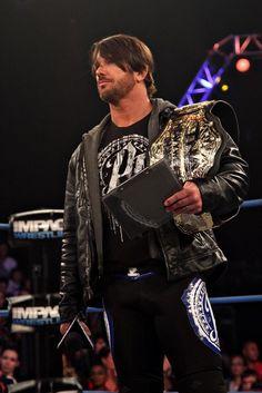 Phenomenal One AJ Styles