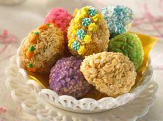 Hippity Hoppity Treats™ Recipe | Kellogg's® Rice Krispies®