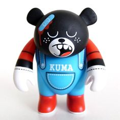 "Filter017 ""KUMA""@YOKA Series One by adFunture by Filter017 , via Behance"