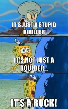 It's a rock!!!! \m/