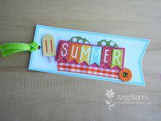 Cokie Pop Paper Boutique: Come Back Summer...Come Back!!!