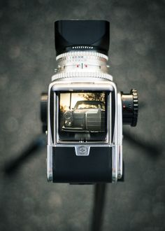 MB + Hasselblad. These are a few of my favorite things.