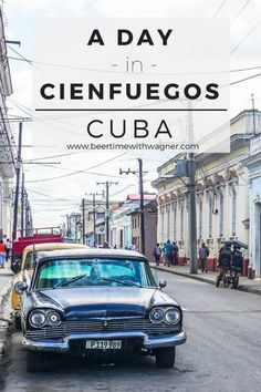 Taking a day trip to Cienfuegos, Cuba and need travel planning advice? I outline the must see travel destinations and tourist attractions for the perfect day in Cienfuegos! via Beer Time With Wagner