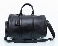 Сумка Louis Vuitton Bag Coal Leather черная !! Распродажа модели !! Модель со скидкой !!