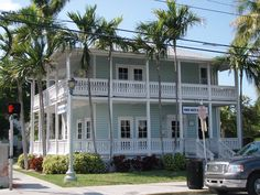 We stay here when we were in Key West.
