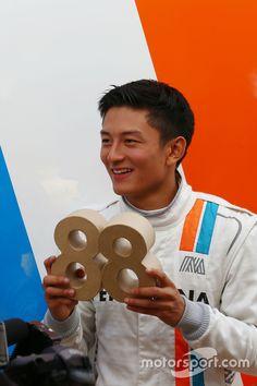 Rio Haryanto, Manor Racing, #88