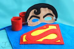 Hey, I found this really awesome Etsy listing at http://www.etsy.com/listing/119199909/infant-baby-superman-cape-mask-and-cuffs
