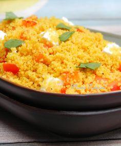 Changement de cap au dîner... Allez, pour changerdu riz ou des pâtes le soir à la maison,pourtester de nouvellessaveurs,si on a peu de temps pour cuisiner, alors voici une belle recette toute ...