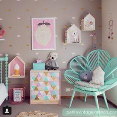 Mint Kids Room