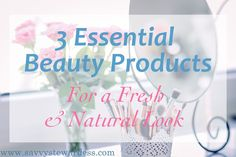 What'cha got in your healthy beauty bag for a natural glow? Beauty Tips For Hair, Beauty Hacks, Hair Beauty, Natural Glow, Natural Looks, Healthy Beauty, Beauty Essentials, Healthy Living, Bag