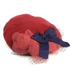 シルクオーガンベレー - CA4LA(カシラ)公式通販 - 帽子の販売・通販 -