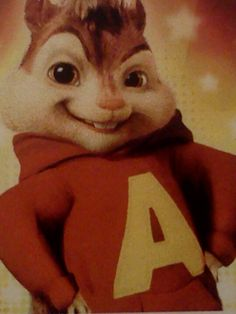 Alvin Movie Characters, Fictional Characters, Alvin And The Chipmunks, Old Cartoons, Cartoon Styles, New Movies, Favorite Color, Ronald Mcdonald, Old Things