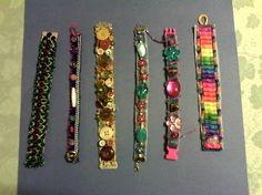 Upcycle bracelets