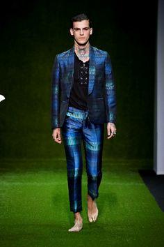 Christian Pellizzari Spring 2015 | Men's Milan Fashion Week