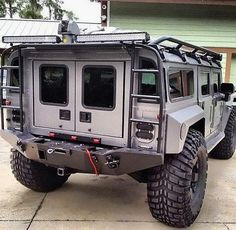 Off road Hummer