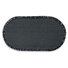 The Original™ Cat Bowl Mat in Black - BedBathandBeyond.com