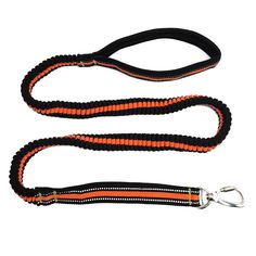 Pet Cuisine 4 feet Reflective,Bungee Elastic dog leash , Walking Training Lead,with Padded Handle ** More info could be found at the image url. (This is an affiliate link and I receive a commission for the sales)