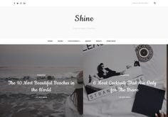 shine-blogger-template. Themeswear designed and released amazing eye caching template for blogger blog. Best quality blogger templates 2017 with best slider. shine-blogger-template. Email Templates, Blogger Templates, Best Slider, Responsive Template, Social Share Buttons, Most Beautiful Beaches, First Page, Photography Portfolio, Cool Eyes