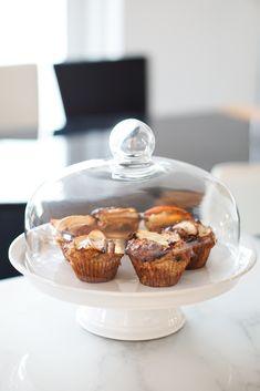 apfel frühstück muffin gesund