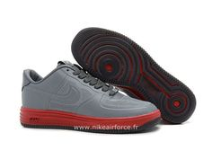 timeless design 4e608 181df Buy Nike Lunar Force 1 City Pack Low Hombre Gray Rojas (Nike Air Force 1 Low  Comprar) Authentic from Reliable Nike Lunar Force 1 City Pack Low Hombre  Gray ...