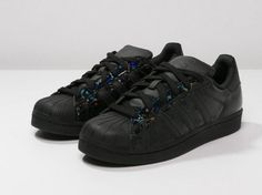 Adidas Originals SUPERSTAR Baskets basses core black/white prix promo Baskets femme Zalando 90.00 €
