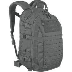 Mil-Tec Mission Pack Laser Cut Large Urban Grey | Backpacks & Rucksacks | Military 1st