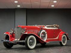 1934 Auburn V12 161 Convertible Coupe