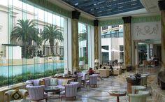 Inspiring Hotel Design Projects |www.delightfull.eu #delightfull #hoteldecor #modernlighting #walllamps #ceilinglamps