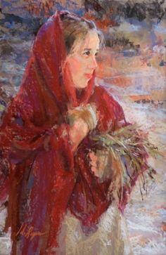 Julie Rogers : local Utah artist The Gathering
