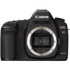 Canon EOS 5D Mark II 21.1MP Full Frame CMOS Digital SLR Camera (Body Only) #canondigitalslr   #CanonEOS5DMarkII21.1DigitalSLRCamera