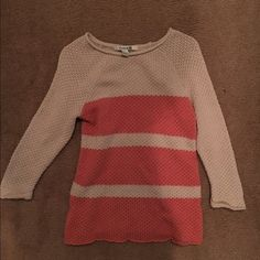 Forever 21 striped sweater Perfect condition never worn Forever 21 Sweaters Crew & Scoop Necks