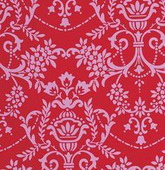 Jennifer Paganelli PWJP064 Crazy Love Natasha Red by 1 yard by DesignerLilyFabrics on Etsy https://www.etsy.com/listing/218205318/jennifer-paganelli-pwjp064-crazy-love