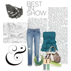 Spring Peacock, created by wendy-gonzales on Polyvore