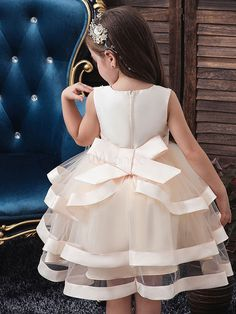 Baby Pageant, Kids Pageant Dresses, Baby Girl Party Dresses, Cheap Flower Girl Dresses, Girls Dresses Online, Wedding Flower Girl Dresses, Girls Formal Dresses, Baby Dress, Flower Girl Shoes
