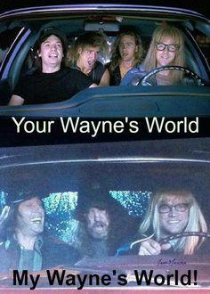 Supernatural Wayne's World