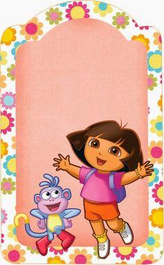 Etiqueta Dora.