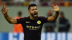 Pep Guardiola: Sergio Aguero cannot 'disappear' when City lose possession