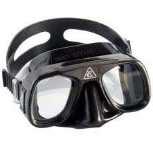 Cressi Superocchio Mask, Black ($32)