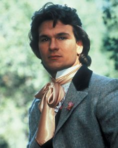 of Patrick Swayze. He was Orry Main, a main character in John Jakes American civil war drama North and South. Patrick Swayze, Dirty Dancing, I Movie, Movie Stars, Houston, La Mode Masculine, Pretty Woman, Beautiful Men, Beautiful People