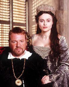 Helena Bonham Carter  Henry VIII promo
