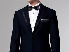 Premium Midnight Blue Tuxedo - Free Shipping | Indochino