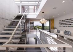 OCEAN DECK HOUSE | Stelle Lomont Rouhani Architects; Photo: Matthew Carbone | Archinect