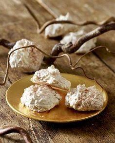 Kokosmakronen Rezept - Chefkoch-Rezepte auf LECKER.de   Kochen, Backen und schnelle Gerichte