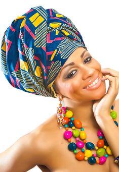 zanjoo_headwrap ~Latest African fashion, Ankara, kitenge, African women dresses, African prints, African men's fashion, Nigerian style, Ghanaian fashion ~DKK