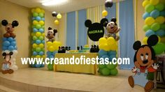 Baby Micky by Creando Fiestas