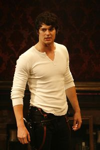 Benjamin Walker as Andrew Jackson. so hot. I would love to see him in this!