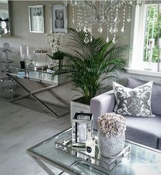 Trendy Home Decored Ideas Diy Living Room Inspiration Coffee Tables Ideas Formal Living Rooms, My Living Room, Living Room Interior, Home And Living, Living Room Decor, Living Room Inspiration, Home Decor Inspiration, Salons Cosy, Piece A Vivre