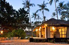Sunset at Shantaa Resort Koh Kood (Thailand)